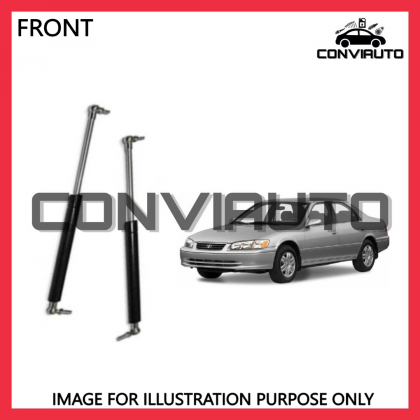 TOYOTA CAMRY SXV20 FRONT BOOT DAMPER GAS SPRING BONNET ABSORBER LEFT AND RIGHT | CONVIAUTO